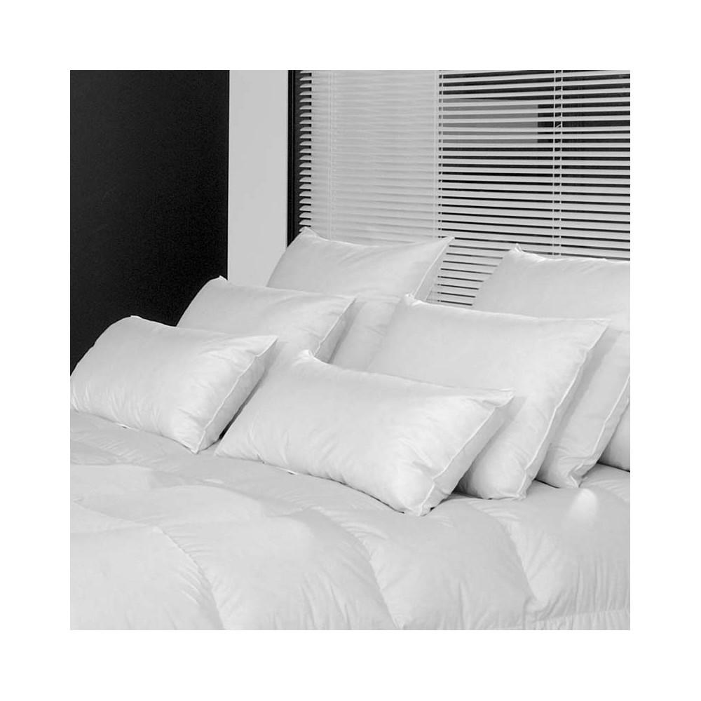 oreiller plume d 39 oie. Black Bedroom Furniture Sets. Home Design Ideas