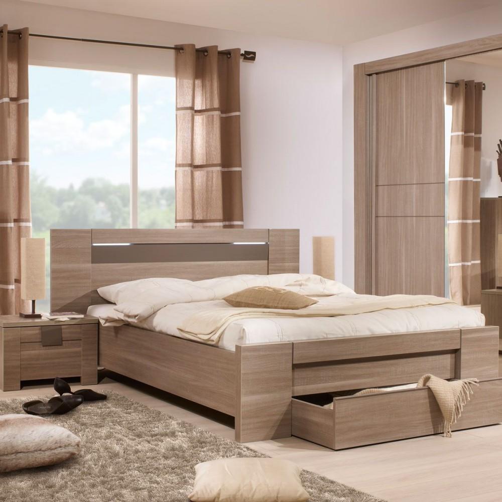 lit moka gami. Black Bedroom Furniture Sets. Home Design Ideas