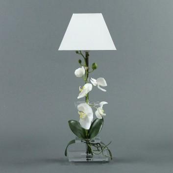 Lampe Pauline H Orchid