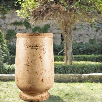 Jarre à huile Ancienne Anduze Poterie de la Madeleine