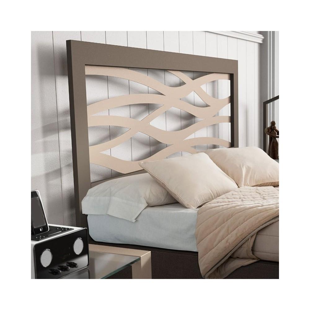 t te de lit brio wave resistub. Black Bedroom Furniture Sets. Home Design Ideas