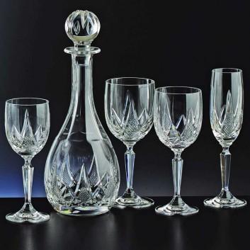 Verre Cristal (x6)