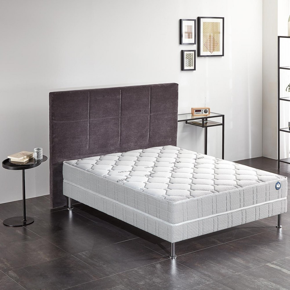 matelas bultex nano silvery. Black Bedroom Furniture Sets. Home Design Ideas