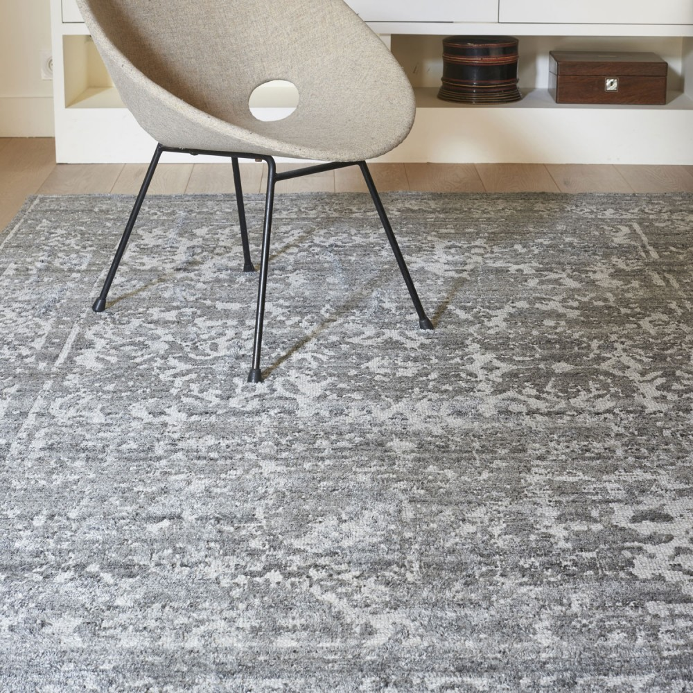 tapis tiss la main de la collection heritage propos par toulemonde bochart - Tapis Toulemonde Bochart