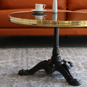 Table De Bistrot Veritable